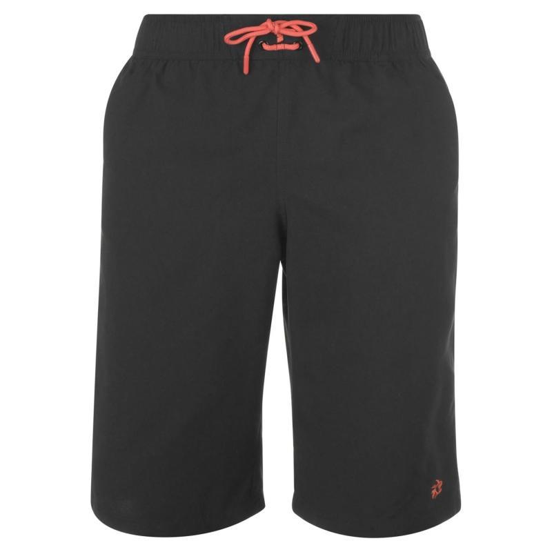 Hot Tuna Long Shorts Mens Black
