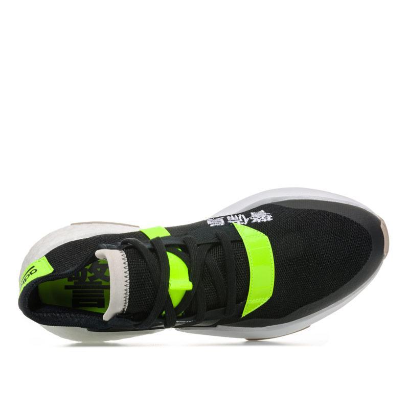 Adidas Originals Mens POD-S3.1 Trainers Black yellow