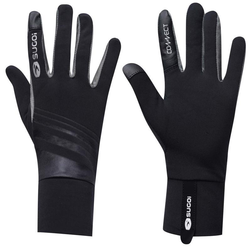 Sugoi LT Running Gloves Blue