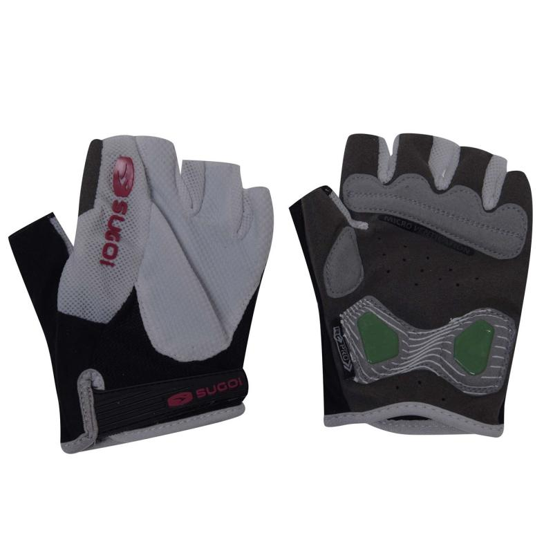 Sugoi RC Pro Cycling Mitts White