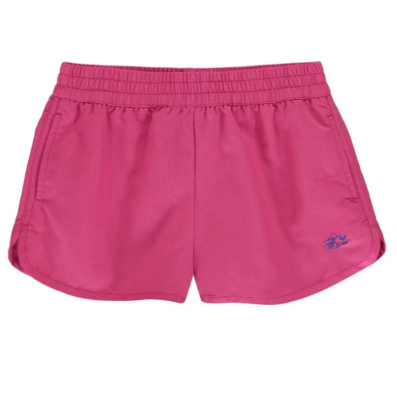 Hot Tuna Bronte Shorts Junior Girls Pink