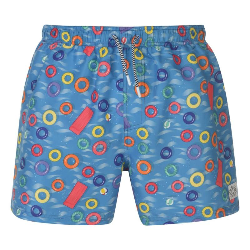 Plavky Hot Tuna Fun Shorts Mens Rings