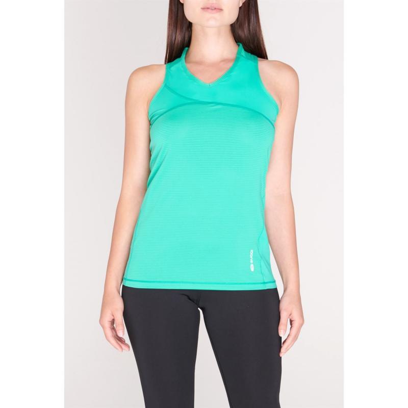 Sugoi Jackie N Ice Short Sleeve Top Ladies Green .