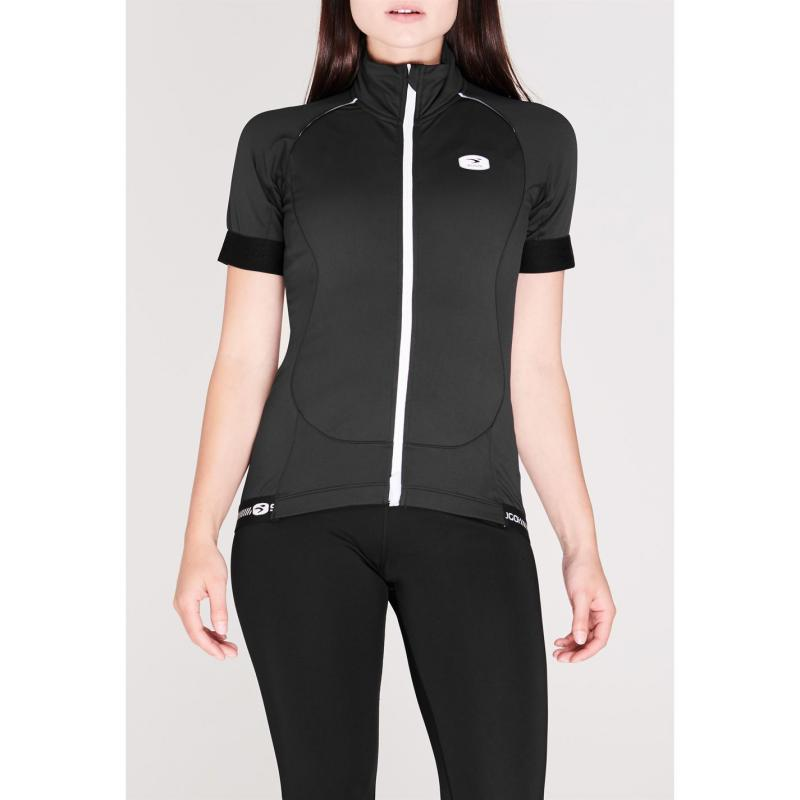 Sugoi RS Thermal Cycling Jersey Ladies Black