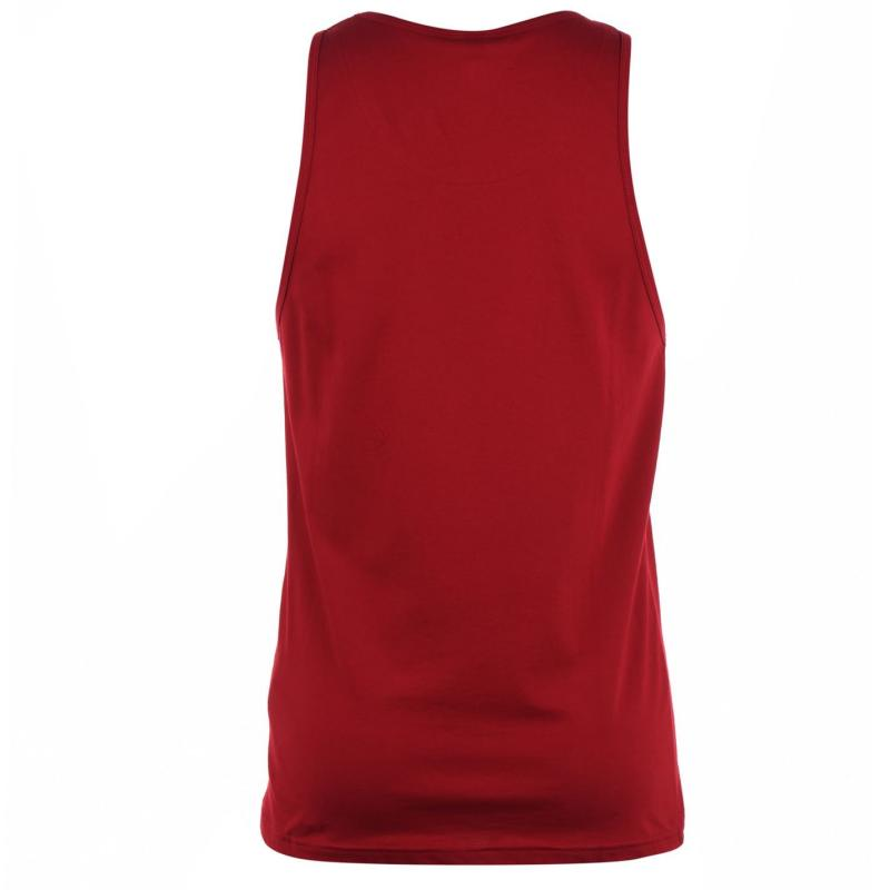 Tílko Fenchurch Vest Red