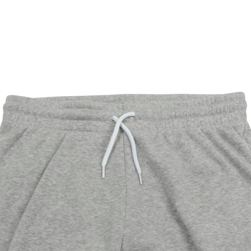 Lee Cooper Fleece Shorts Mens Grey