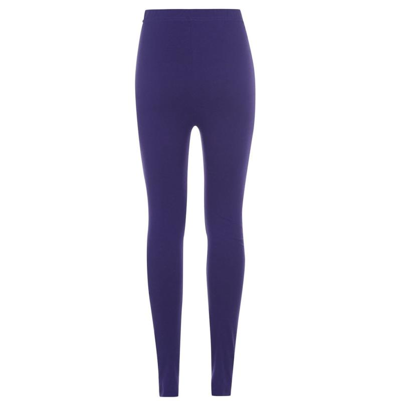 Miso Junior Girls Miso Leggings Purple