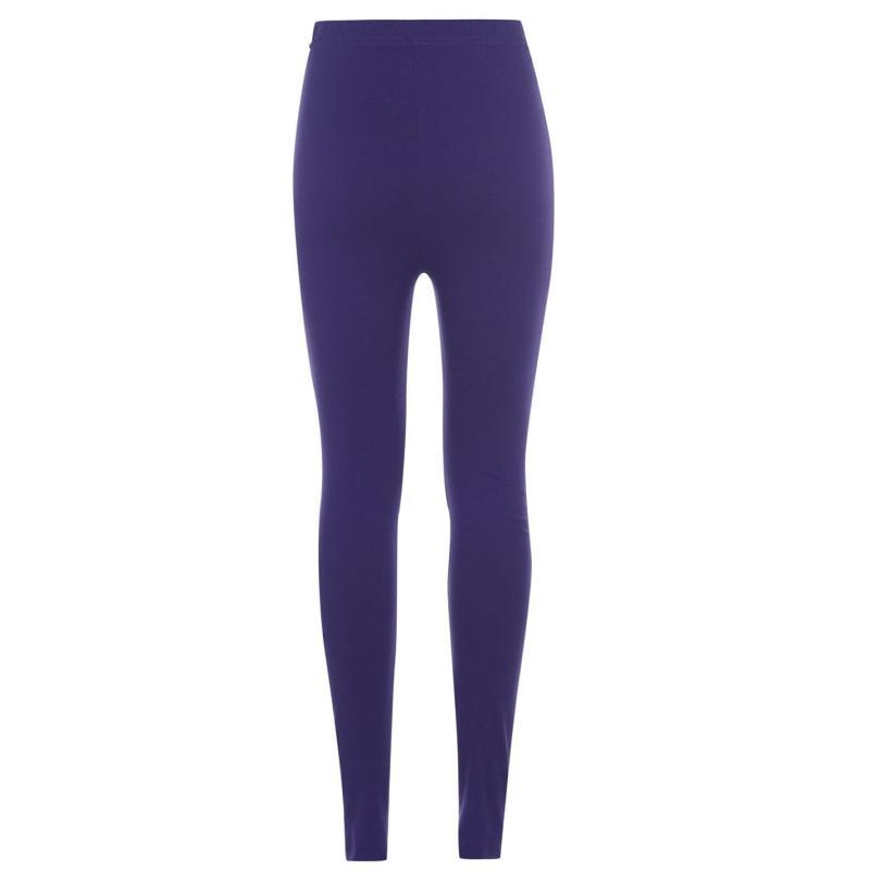 Miso Junior Girls Miso Leggings Purple