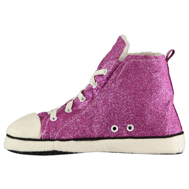Moon Slippers Womens Pink