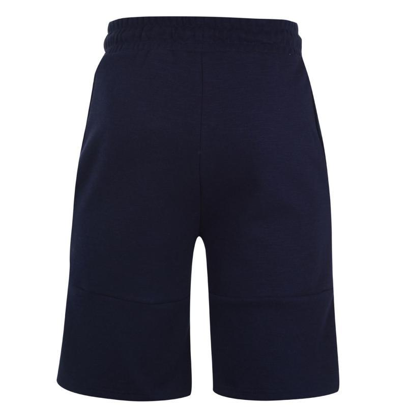 Everlast Fleece Shorts Mens Navy