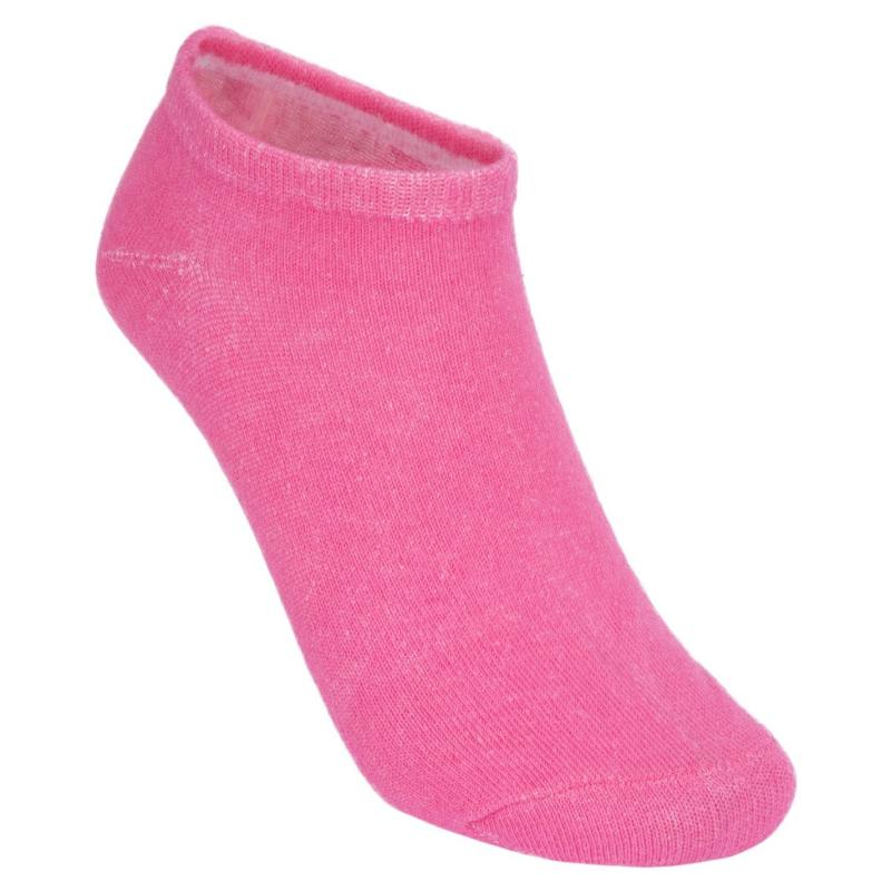 Ponožky Lee Cooper 5 Pack Invisible Socks Ladies Mint