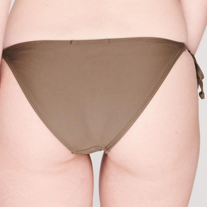 Plavky Firetrap Tanning Bikini Bottoms Khaki