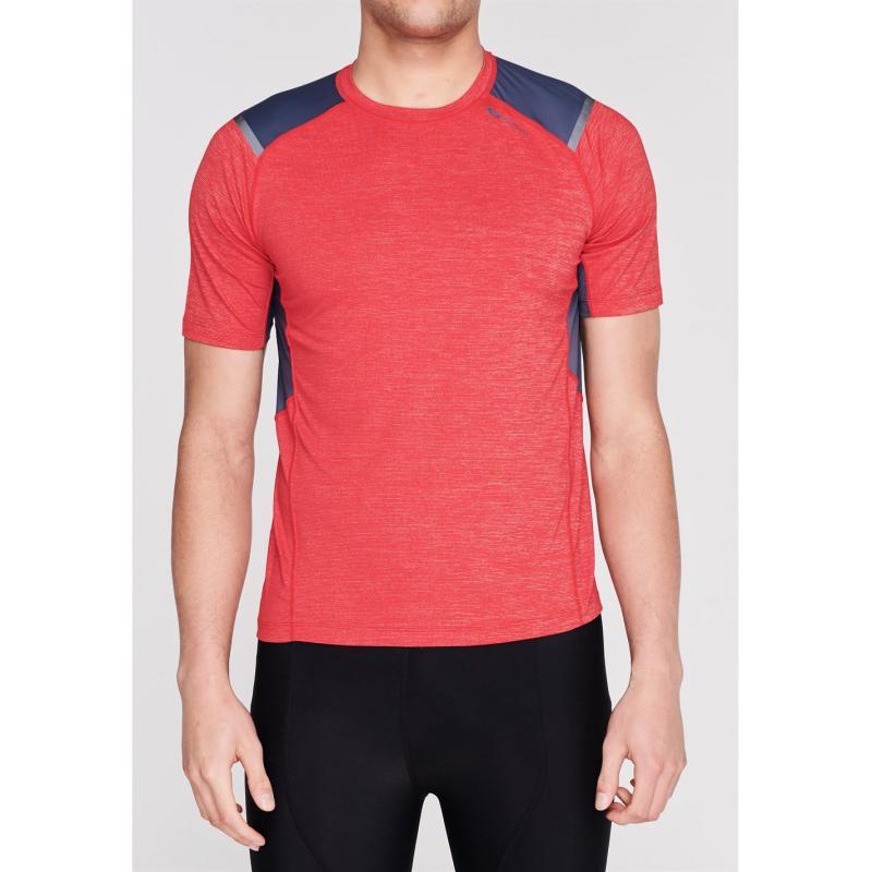 Sugoi Titan Cycling T Shirt Mens Red