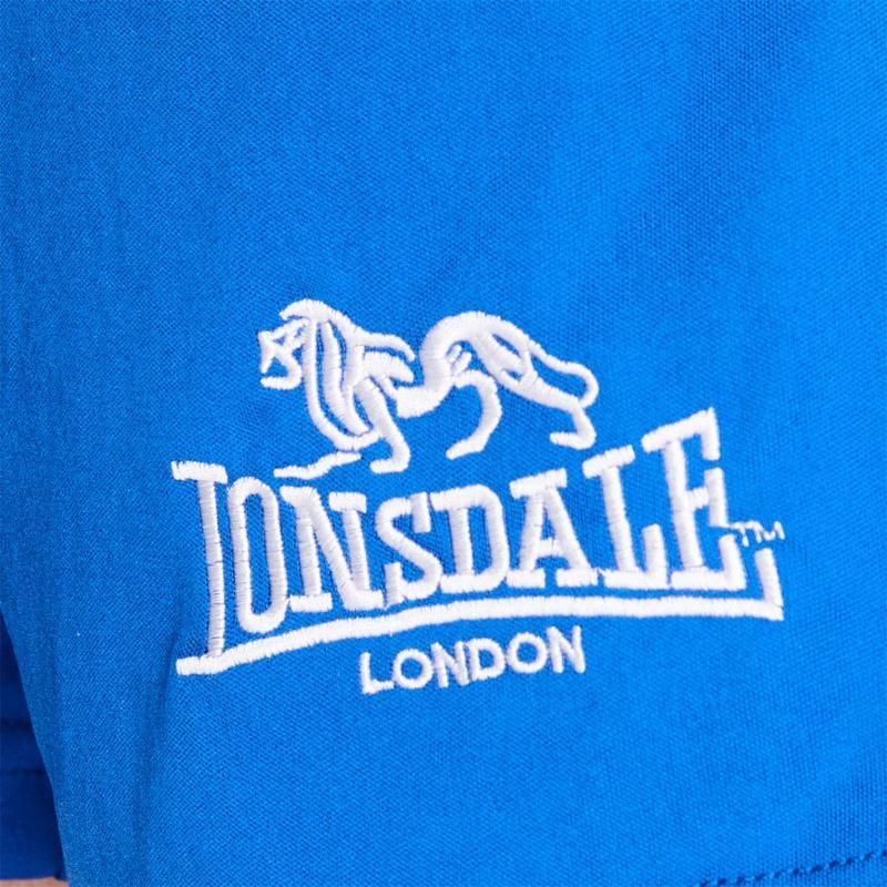 Lonsdale Box Short Mens Blue/White