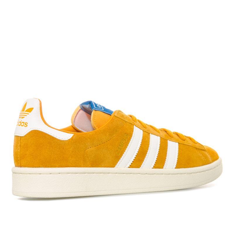 Adidas Originals Mens Campus Trainers Yellow