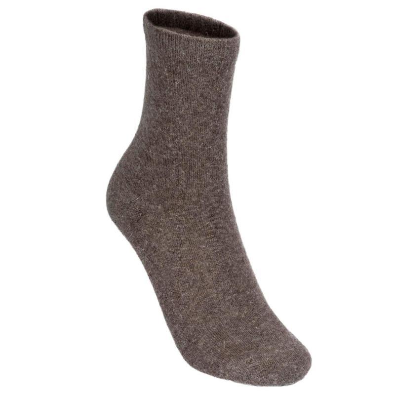 Ponožky Miss Fiori 3 Pack Socks Ladies Brown/Tan/Pink