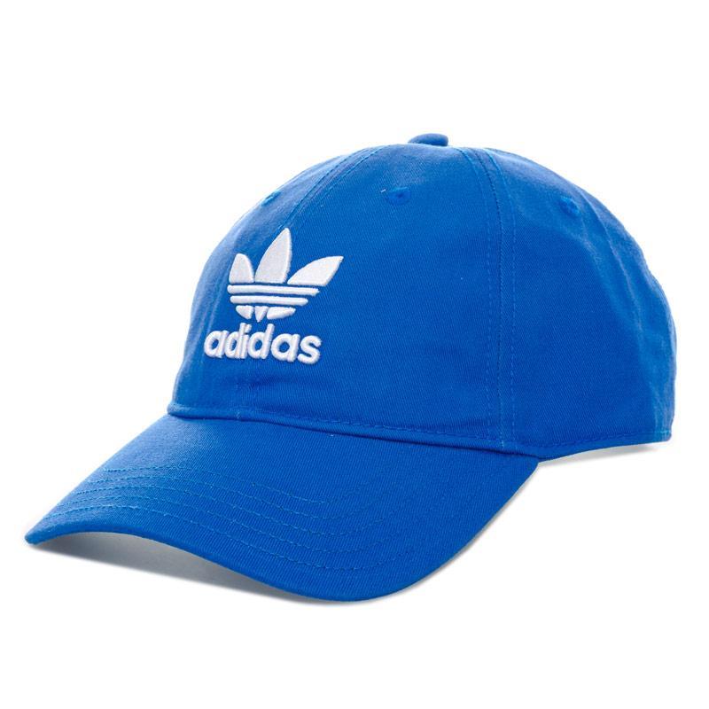 Adidas Originals Trefoil Cap Blue