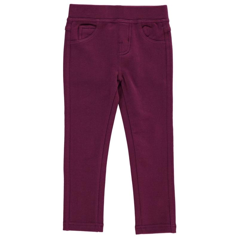Lee Cooper Solid Jeggings Infant Girls Pink