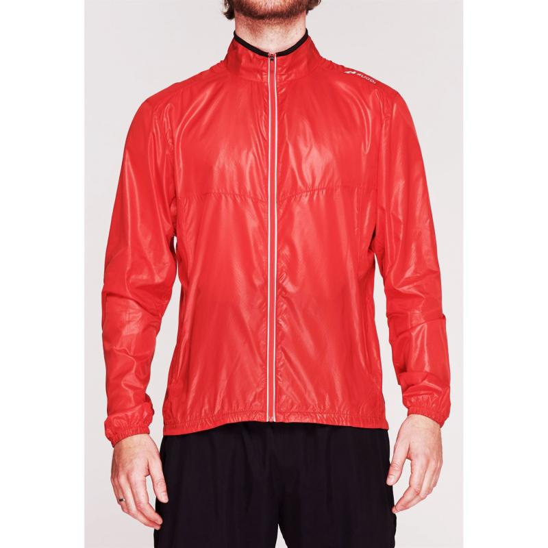 Sugoi Helium Cycling Jacket Mens Red