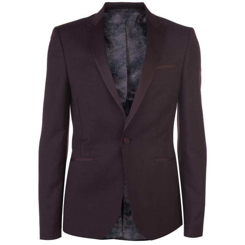 Label Lab Rashford Textured Dinner Suit Jacket