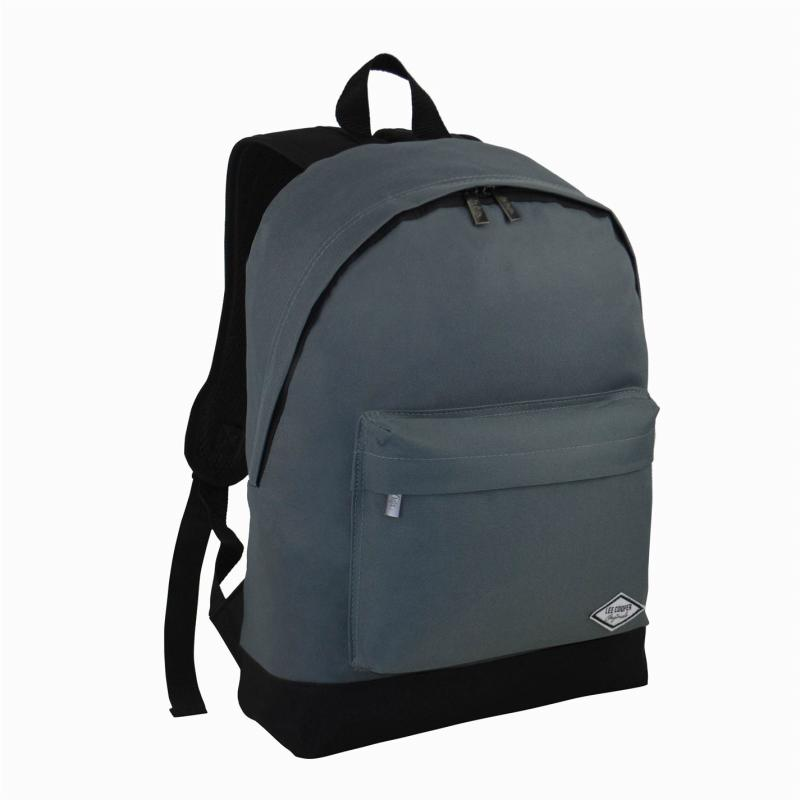 Lee Cooper C Basic BackPackC98 Grey