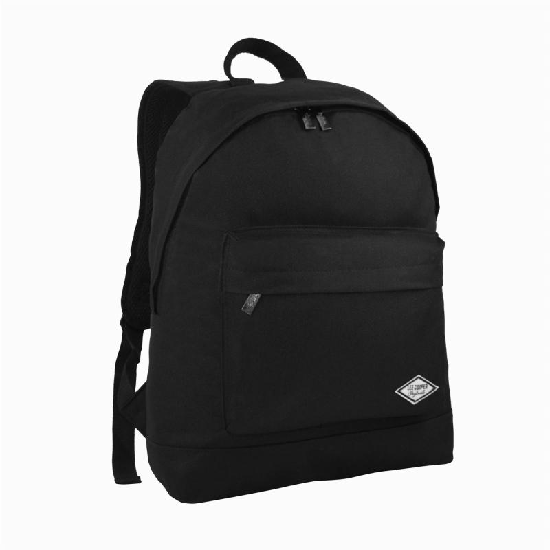 Lee Cooper C Basic BackPackC98 Black