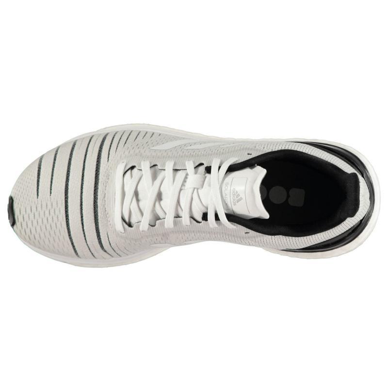 Adidas Solar Drive Ladies Running Shoes Navy/Pink