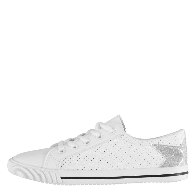 Lee Cooper Amie Ladies Trainers White