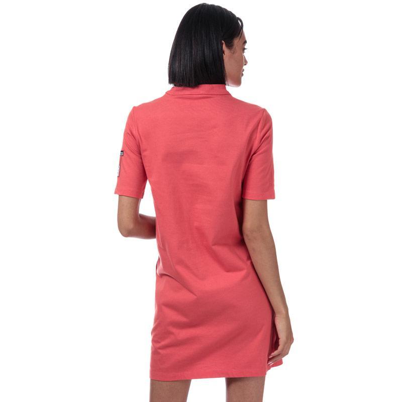 Šaty Adidas Originals Womens Adibreak Tee Dress Red