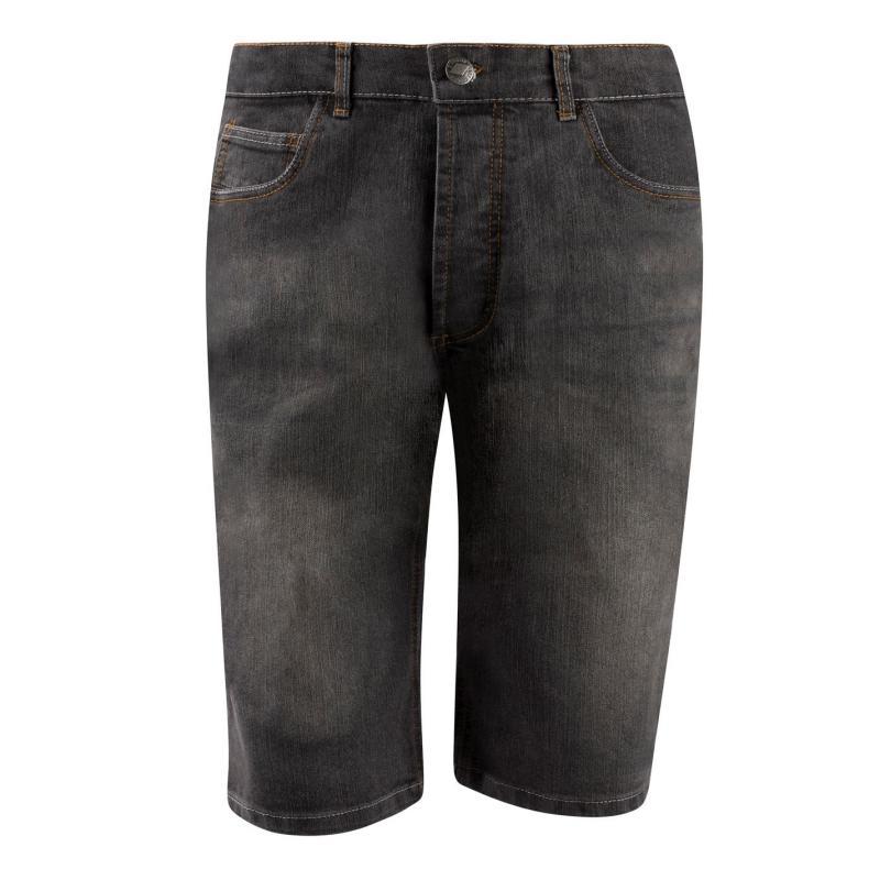 Lee Cooper Denim Shorts Mens Grey