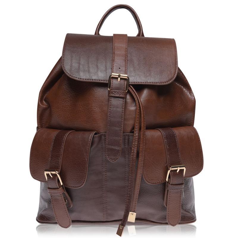 Linea Backpack Tan