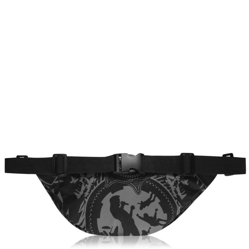 Official Band Bumbag AC/DC Wheels