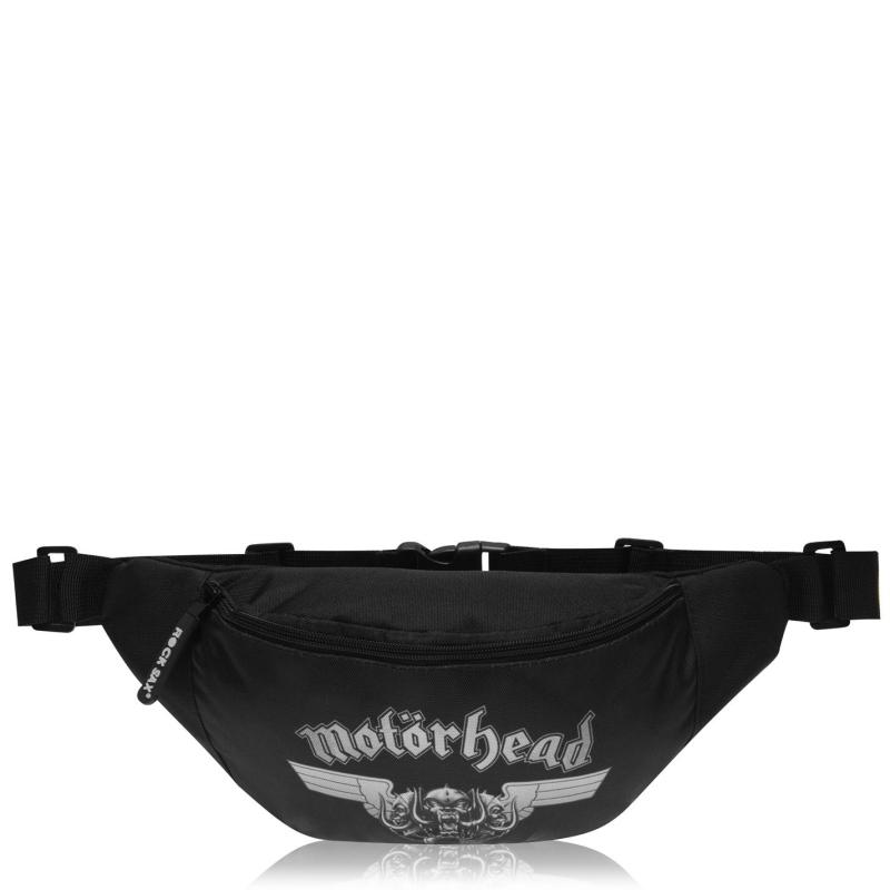 Official Band Bumbag Motorhead Wings