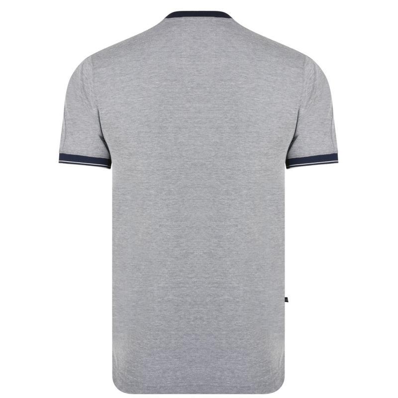 Tričko Luke 1977 Logo T Shirt Navy/Cream