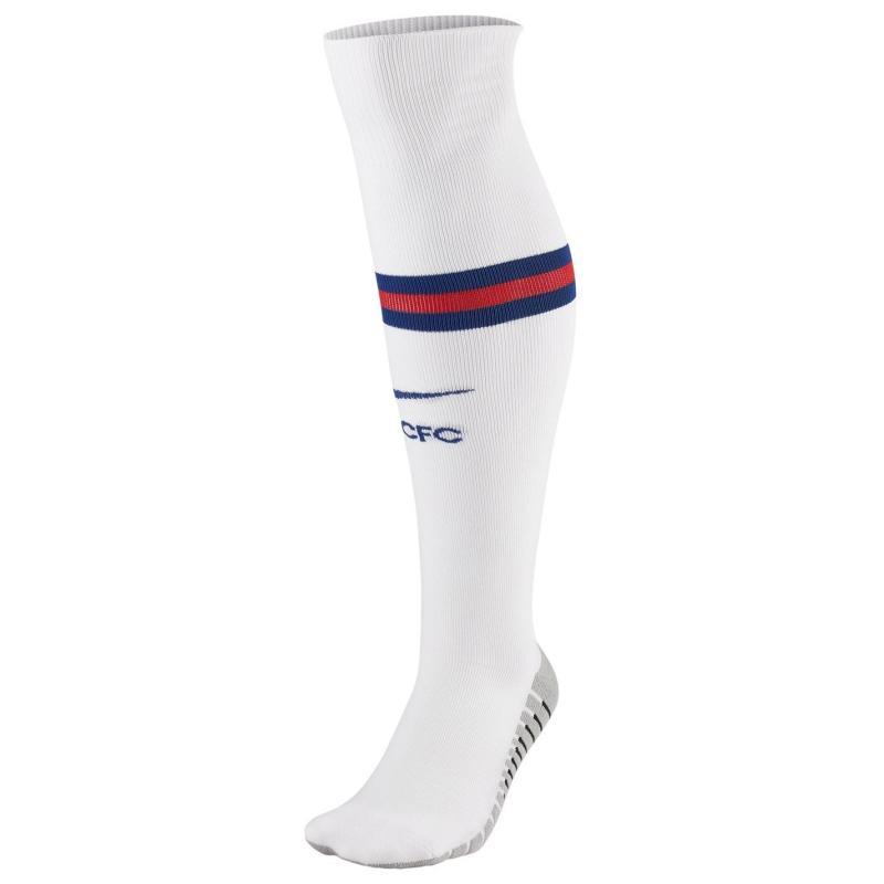 Nike Chelsea Home Socks 2019 2020 White/Blue