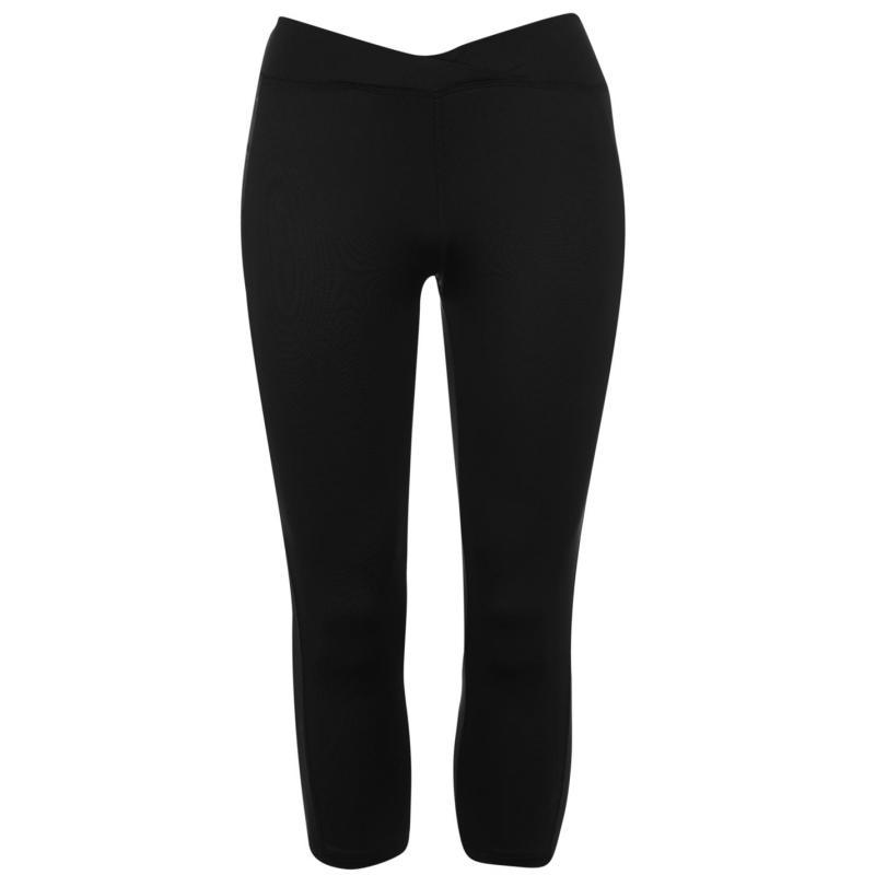 Skechers Geo Capri Leggings Black
