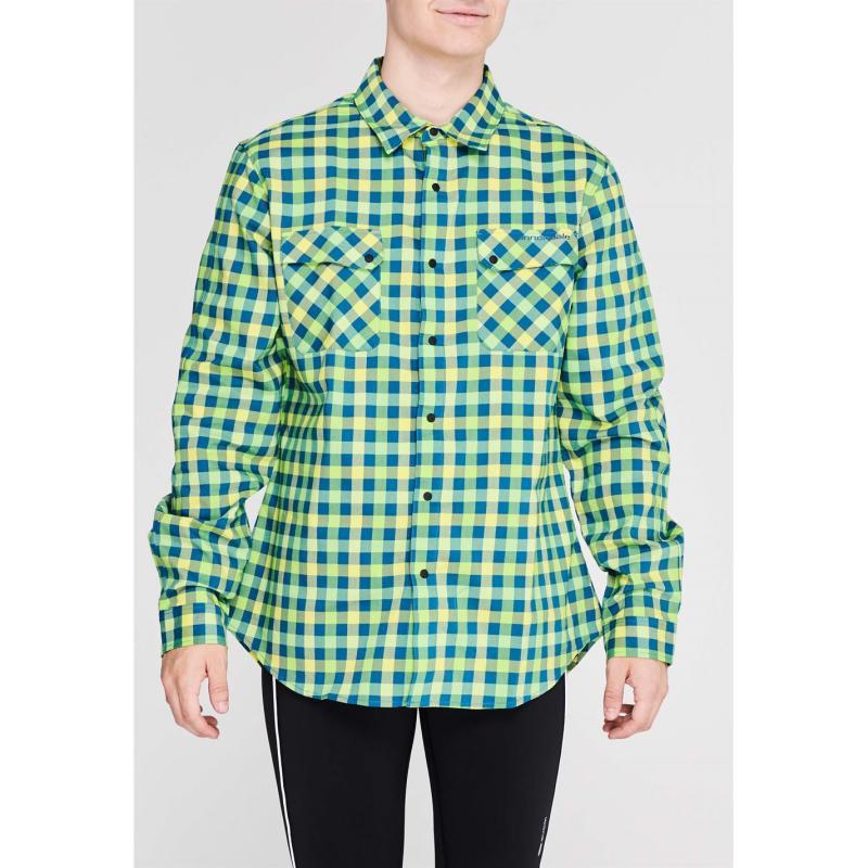 Sugoi Shop Shirt Mens Blue