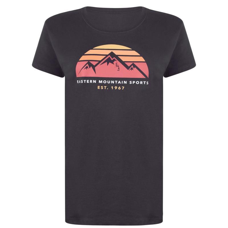 Tričko Eastern Mountain Sports T Shirt Womens Periscope