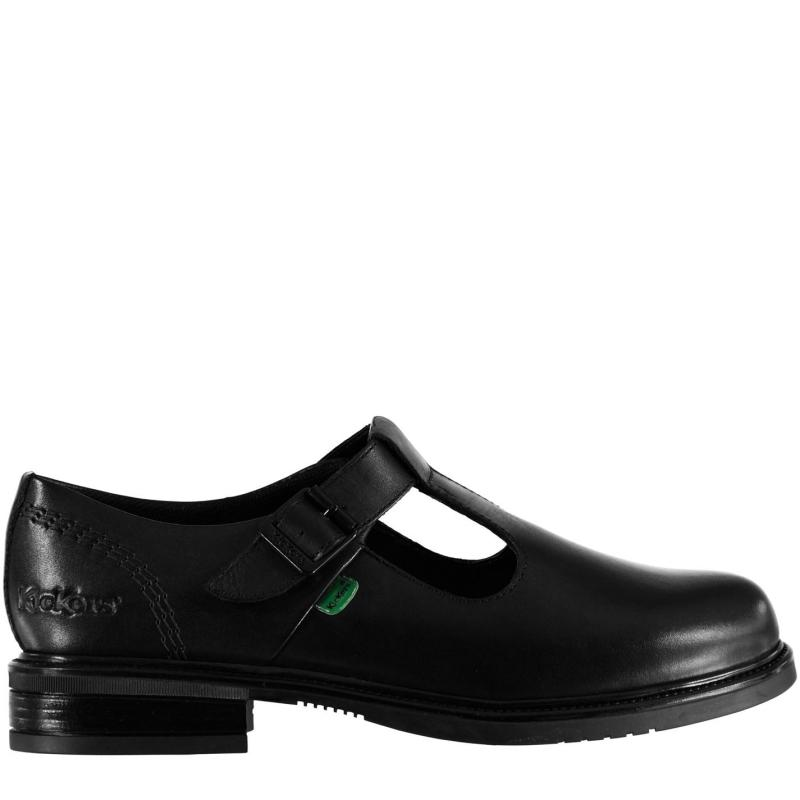 Obuv Kickers Lach TB MTO Mary Jane Shoes Ladies Black