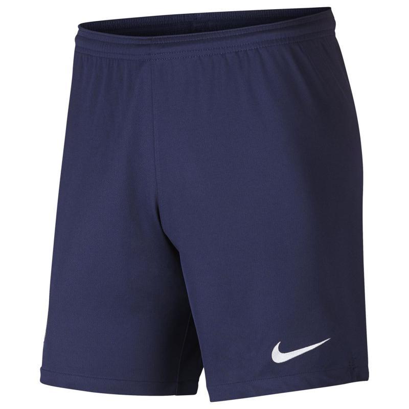 Nike Paris Saint Germain Home Shorts 2019 2020 Navy/White
