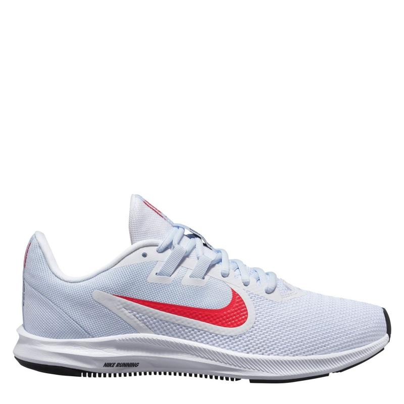 Nike Downshifter 9 Women's Running Shoe White/Red