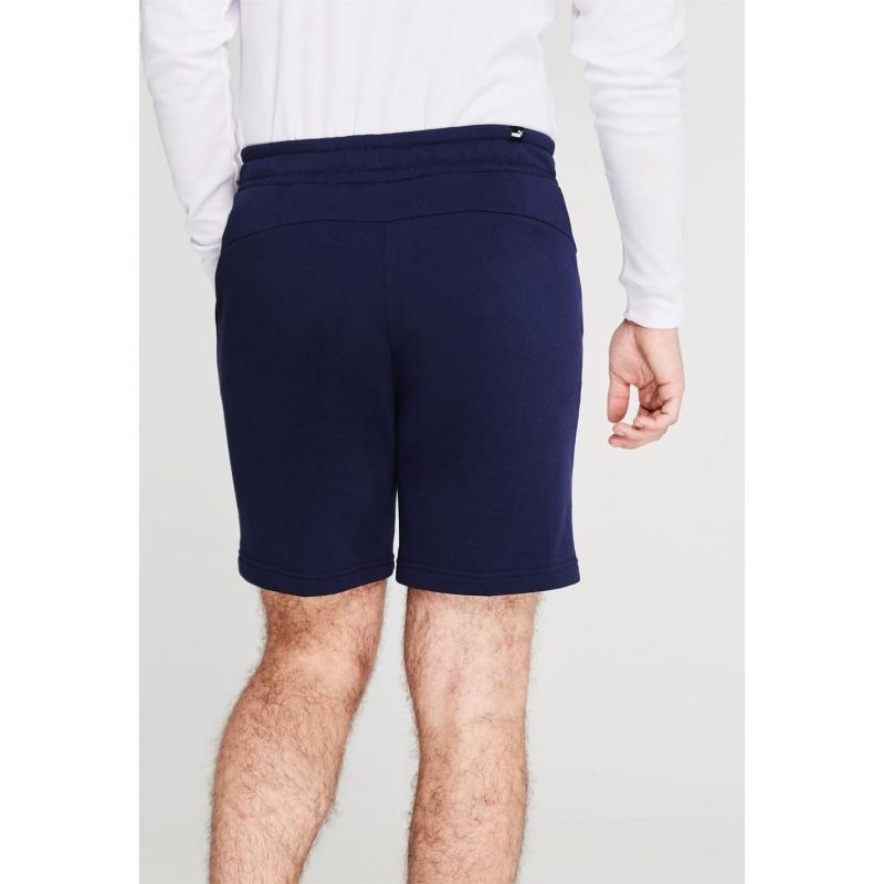 Puma No 1 Shorts Mens Navy