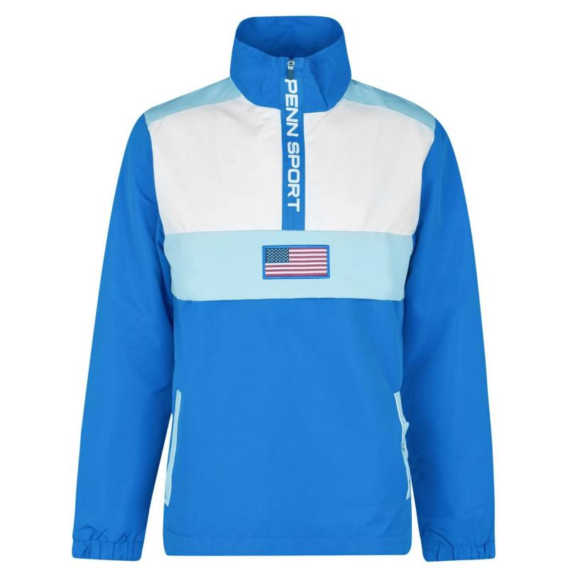PENN Funnel Zip Jacket Mens Nautical Blue