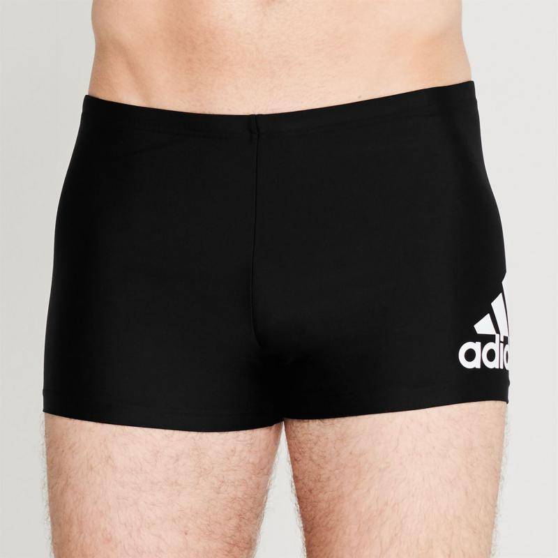 Adidas Badge Of Sport Swimming Boxers Black
