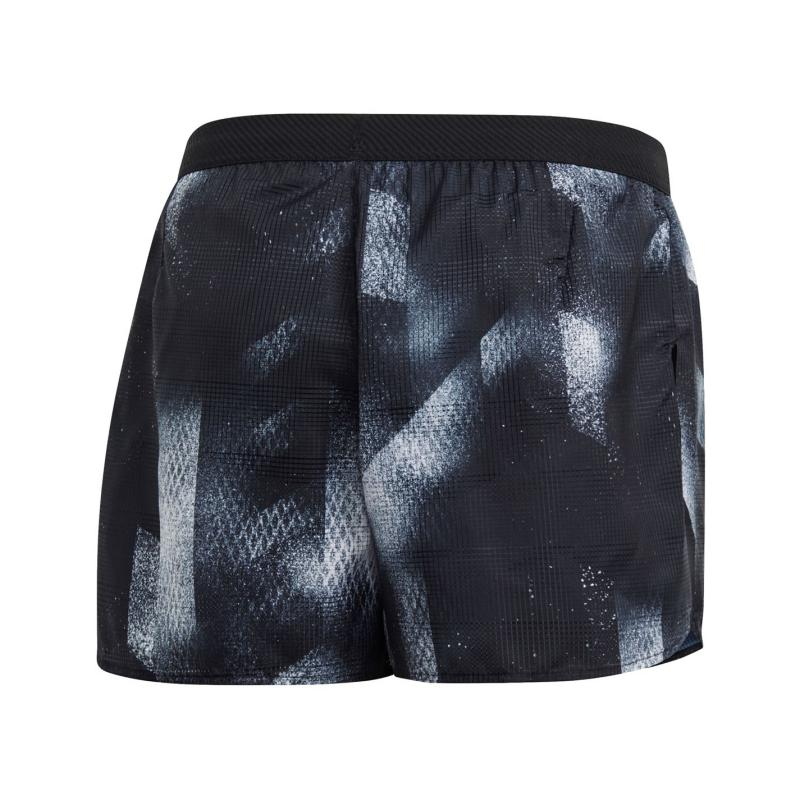Adidas Sub 2 Split Shorts Mens Black/White