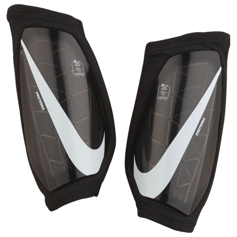 Nike Protegga Junior Boys Shin Guards Black