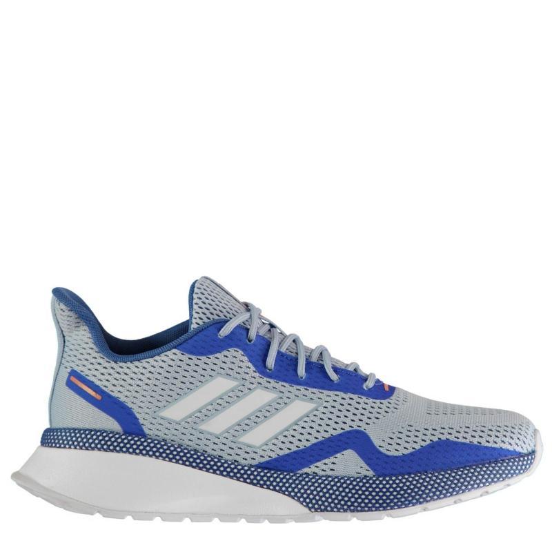 Adidas Nova Fuse X Ladies Running Shoes Blue/White