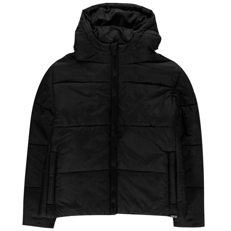 Everlast Bubble Jacket Black