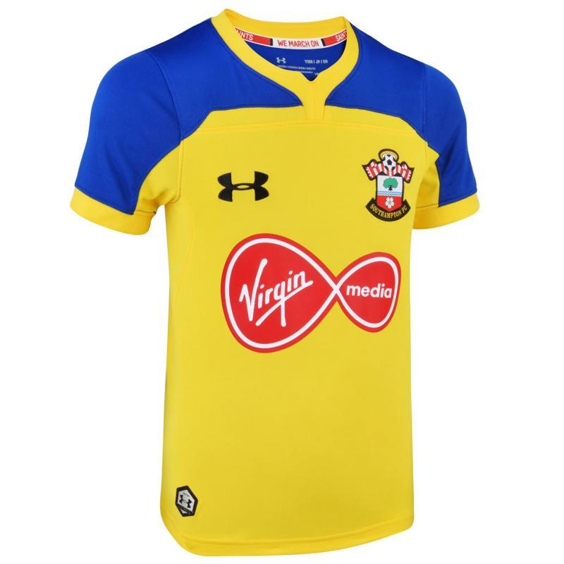 Under Armour Armour Southampton Away Shirt Yellow