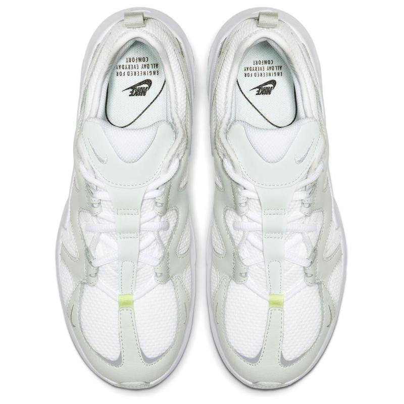 Nike Ladies Air Max Graviton Trainers White/Volt/Aqua